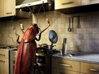 Mutfakta Biri mi Var