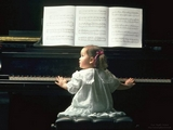 Müzisyen Bebek Yapbozu