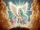 My little Pony-Celestia