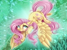 My Little Pony-Fluttershy Yapbozu