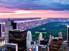 New York Binaları ve Işıklandırma Yapboz