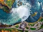Niagara Şelalesi Yapbozu