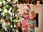 Noel Ağacı ve Çocuklar