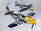 North American P-51 Mustang Yapbozu