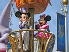 Paris Disneyland-Mickey