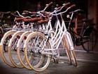 Park Halinde Bisikletler Yapbozu