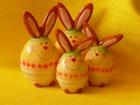Paskalya Tavşanından Hediyelikler Yapbozu