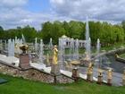 Peterhof Sarayı Yapbozu