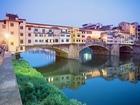 Ponte Vecchio Köprüsü, Floransa