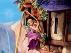 Rapunzel Kuleden Kaçıyor Yapboz