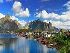 Reine, Norveç Yapbozu