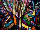 Renkli Grafiti