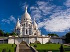 Sacre Coeur Bazilikası-Paris Yapbozu