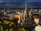 Saint Petersburg Petrus Pavlus Katedrali, Rusya Yapbozu