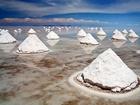 Salar De Uyuni-Bolivya