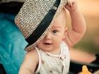 Şapkalı Bebek