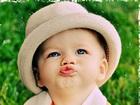 Şapkalı Şirin Çocuk Yapbozu