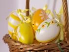 Sarı Paskalya Yumurtaları