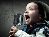 Şarkıcı Çocuk Yapbozu