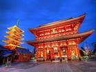 Sensoji Tapınağı-Tokyo