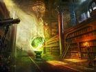 Sihirli Kütüphane Yapbozu