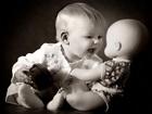Sinirli Bebek Yapbozu