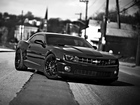 Siyah Chevrolet Camaro