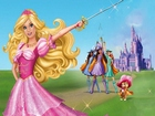 Şövalye Barbie Yapbozu