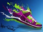 Spor Ayakkabı Yapbozu