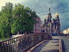 St Petersburg ve Köprüsü Yapboz