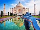 Tac Mahal-Hindistan