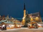 Tallinn Noel Pazarı-Estonya