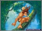Tarzan yapboz