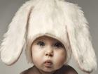 Tavşan Kulaklı Bebek Yapbozu