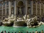 Trevi Çeşmesi-Roma