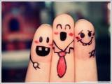 Üç Parmak Komik