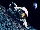 Uzaydaki Astronot