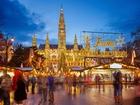 Viyana Noel Pazarı-Avusturya