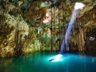 Xkeken Cenote-Meksika Yapbozu