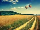 Yükselen Balonlar Yapboz