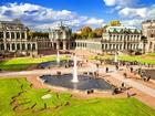 Zwinger Sarayı, Almanya Yapbozu